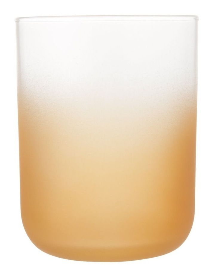 Arlo Frosted Tumbler Set of 4 Terracotta image 1