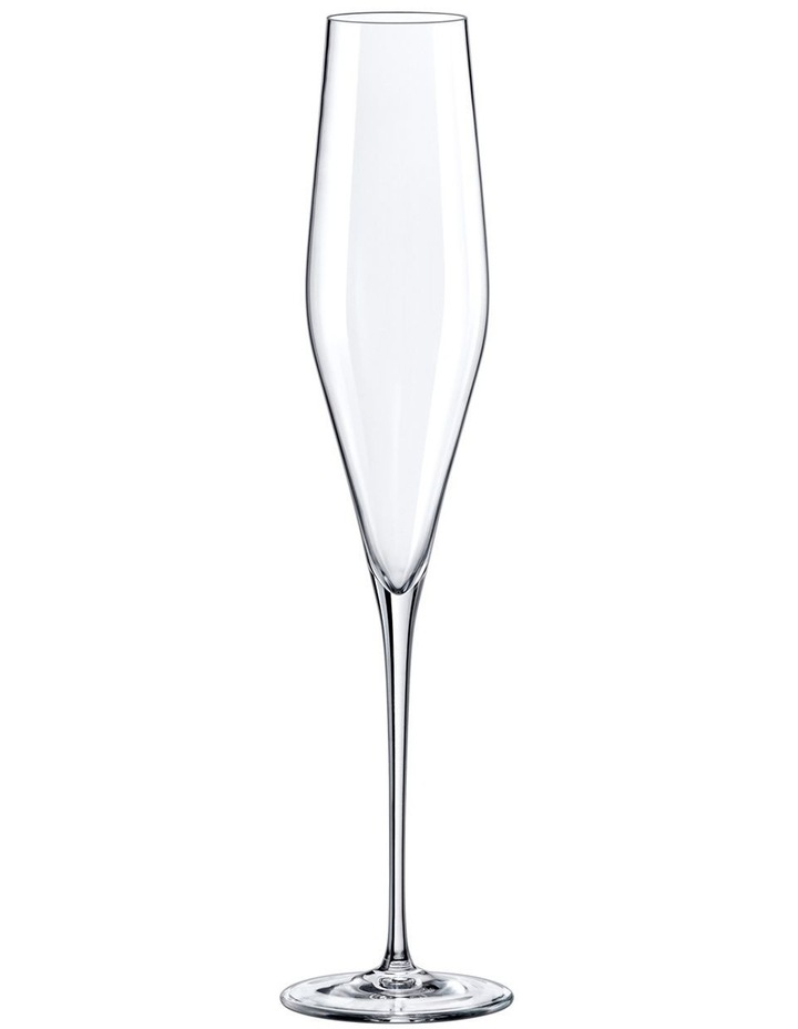 Swan Champagne 190ml Set of 4 image 1