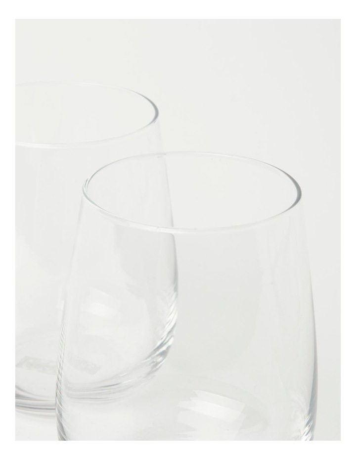 Cleo Small Stemless Glass 475ml Set Of 6 image 2