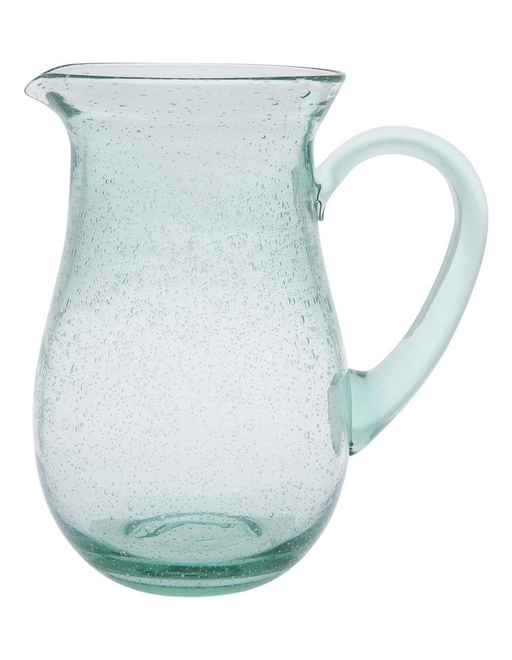 Hawkesbury Recycled Glass 21cm Jug image 1