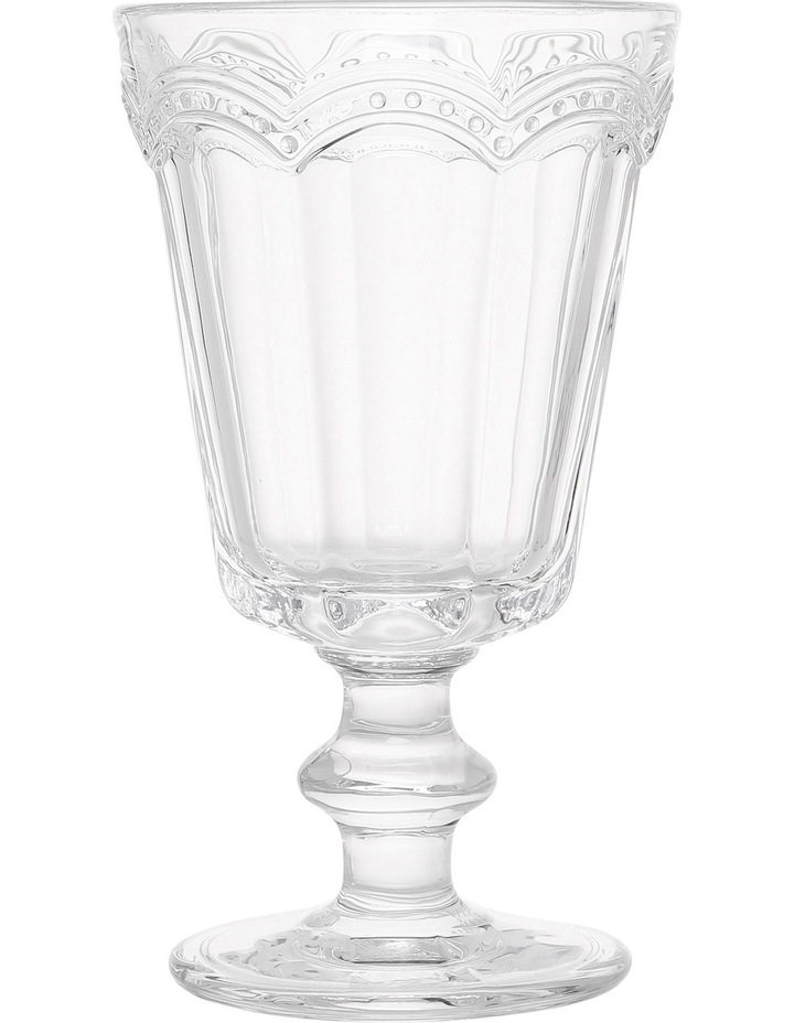 Provence Beaded Goblet image 1