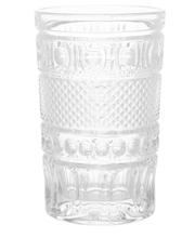 Heritage - Embossed Cut Hiball Glass