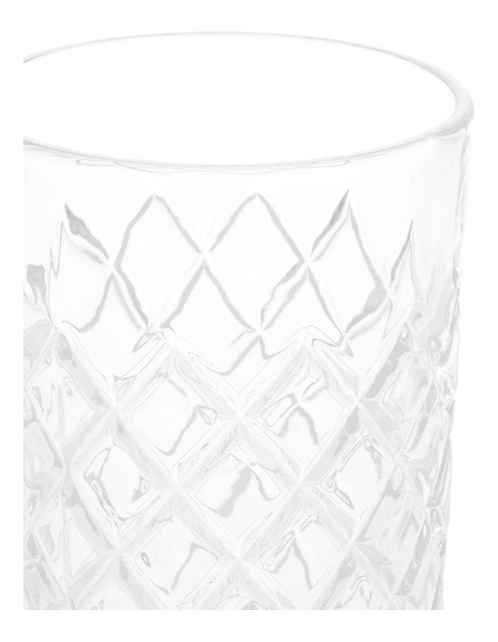 Diamond Pattern Hiball Glass image 2