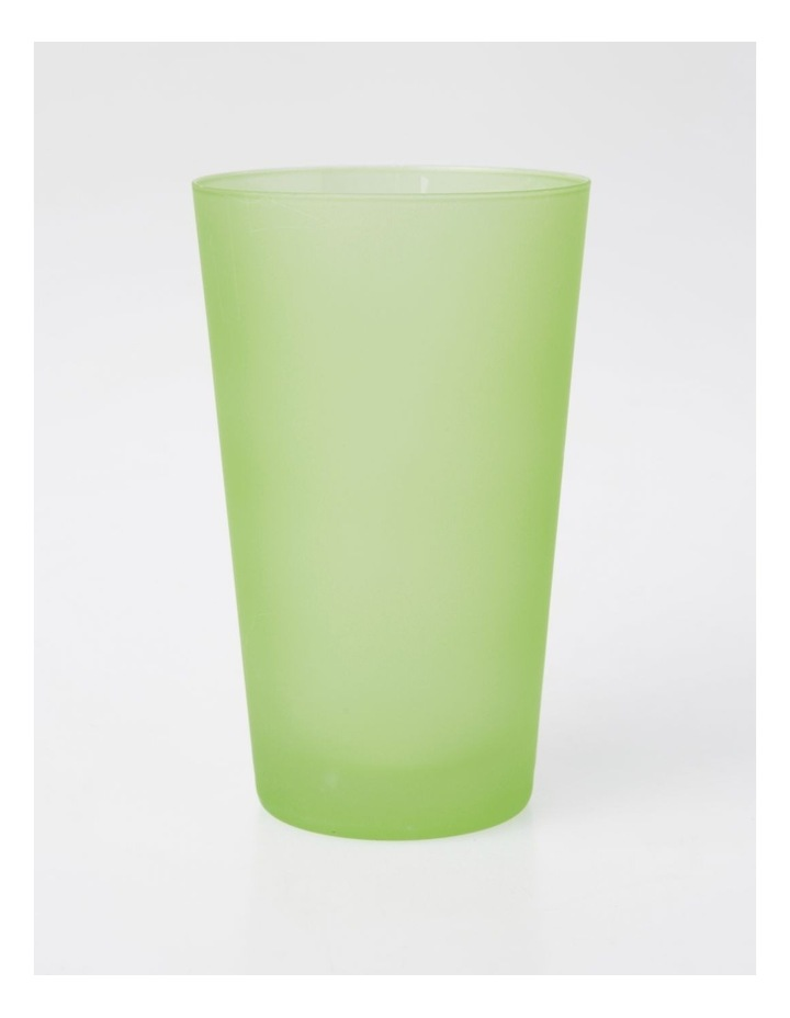Frosted Tumbler in Green image 1