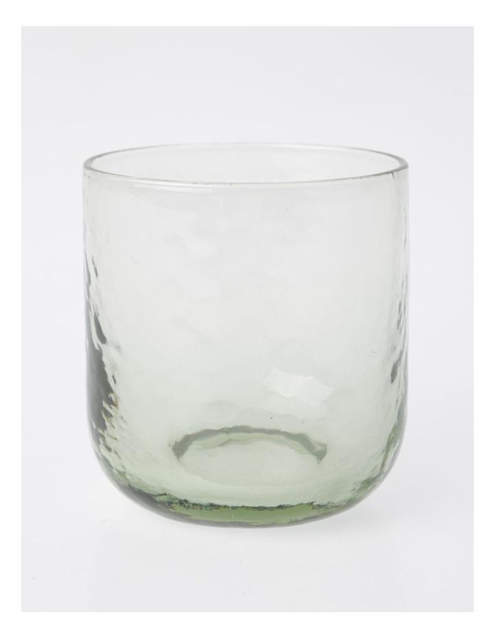 Australian House & Garden Hammered Recycled Glass DOF image 1