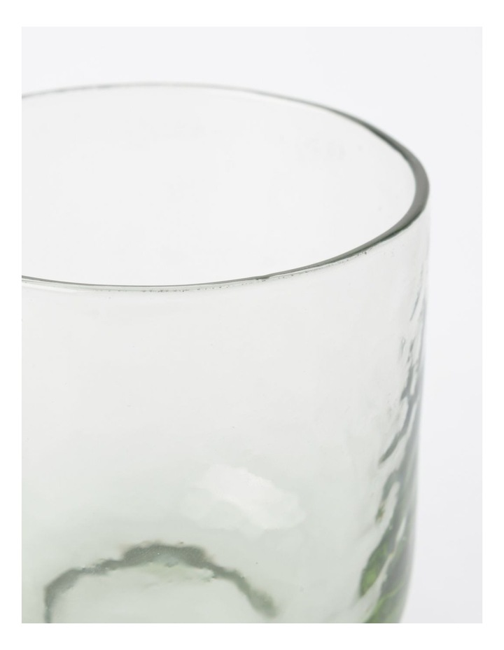 Australian House & Garden Hammered Recycled Glass DOF image 2