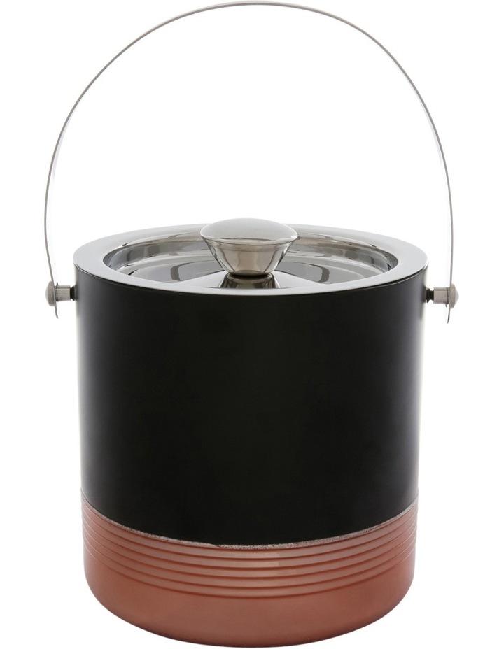 Black/Copper Ice Bucket image 1