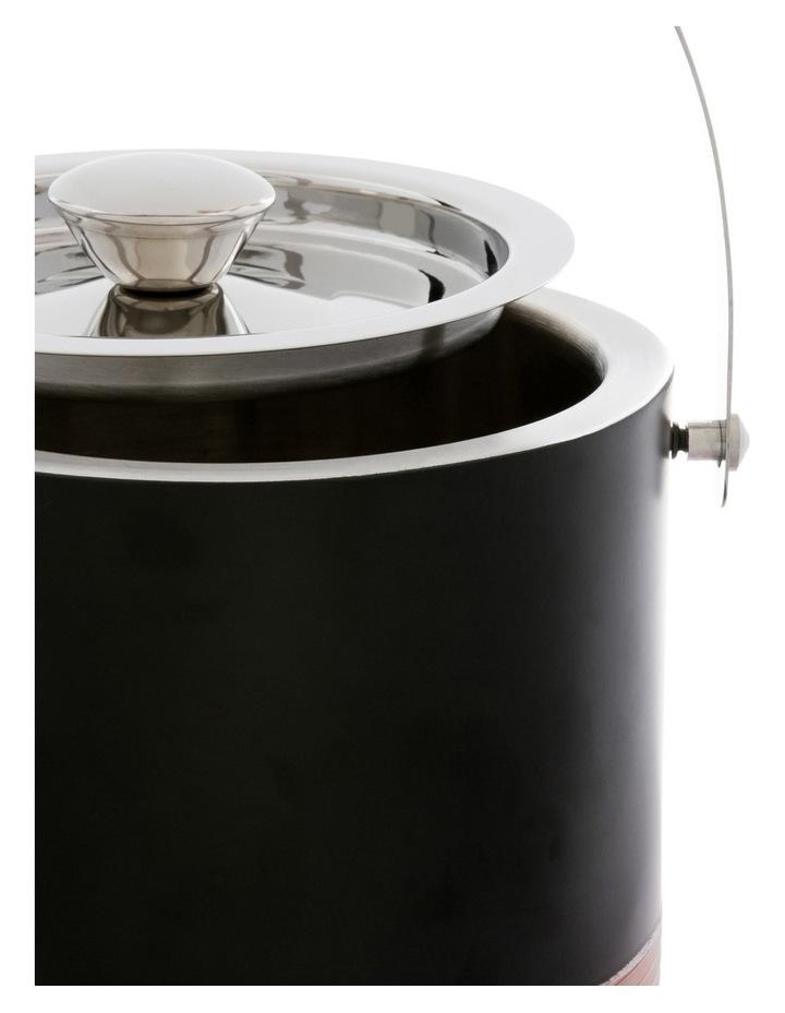 Black/Copper Ice Bucket image 2