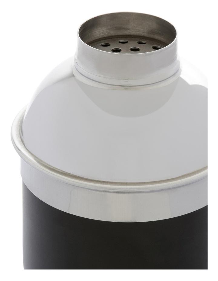 Black/Copper Cocktail Shaker image 2