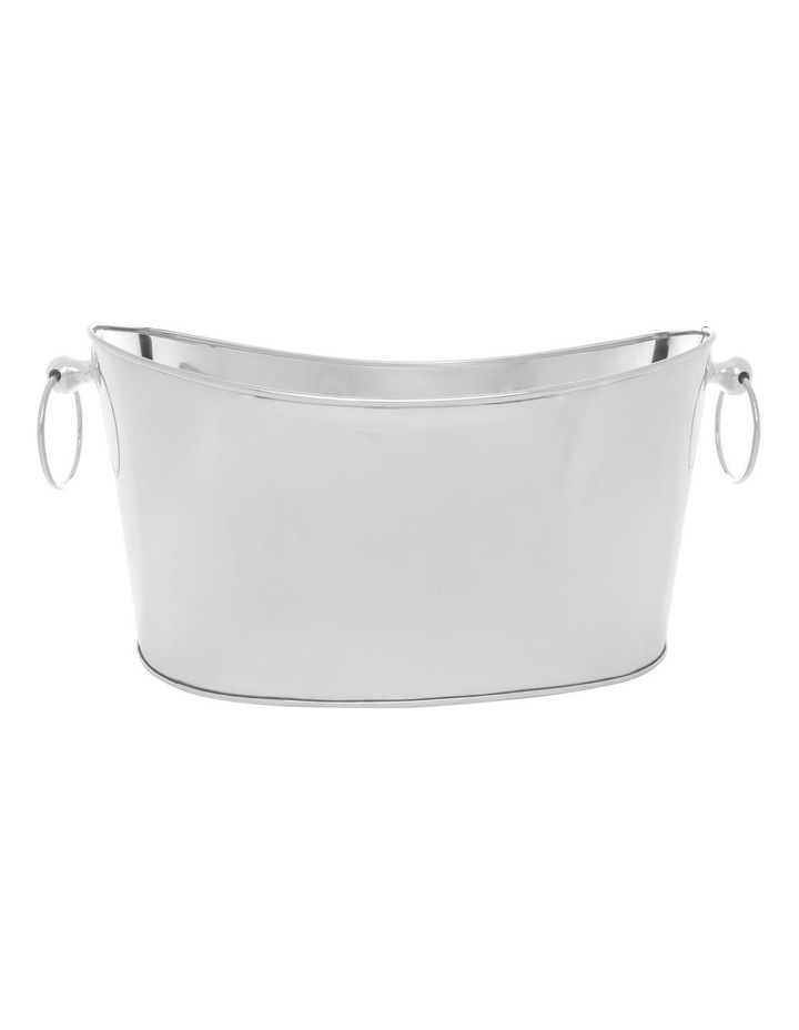 Bahama Drinks Tub Silver image 1