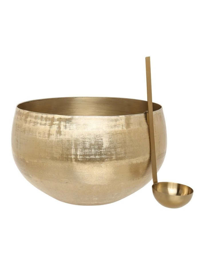 Avanya Bowl with Ladle image 1