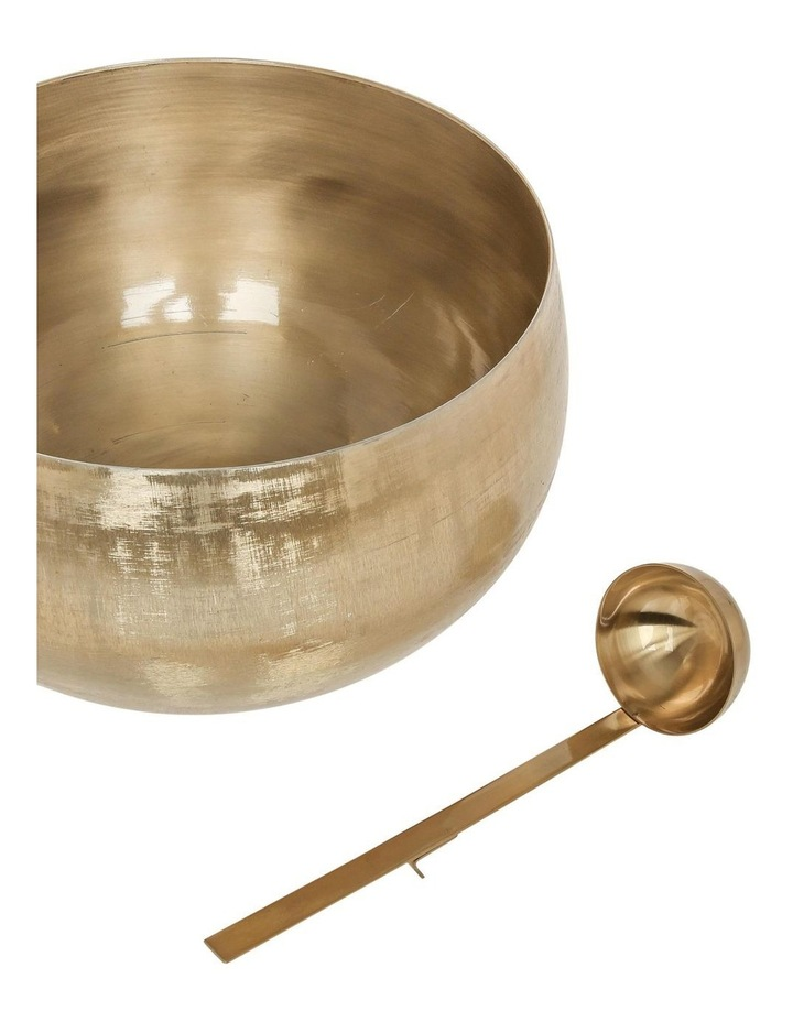 Avanya Bowl with Ladle image 2