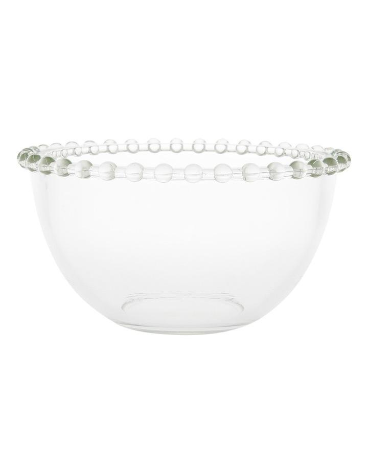 Beaded 21cm Glass Dish image 1
