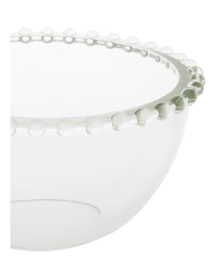 Beaded 21cm Glass Dish image 2