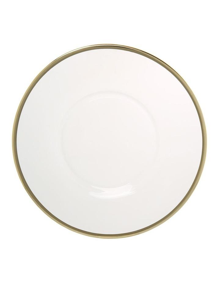 Verona Plate with Gold Rim 22cm image 1