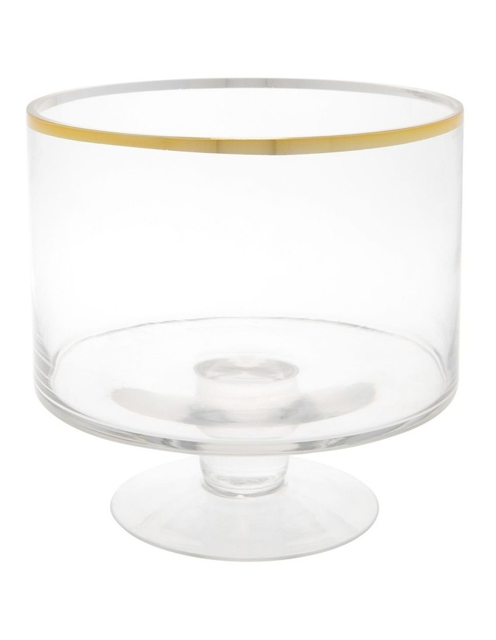 Celebration Trifle Bowl Gold image 1