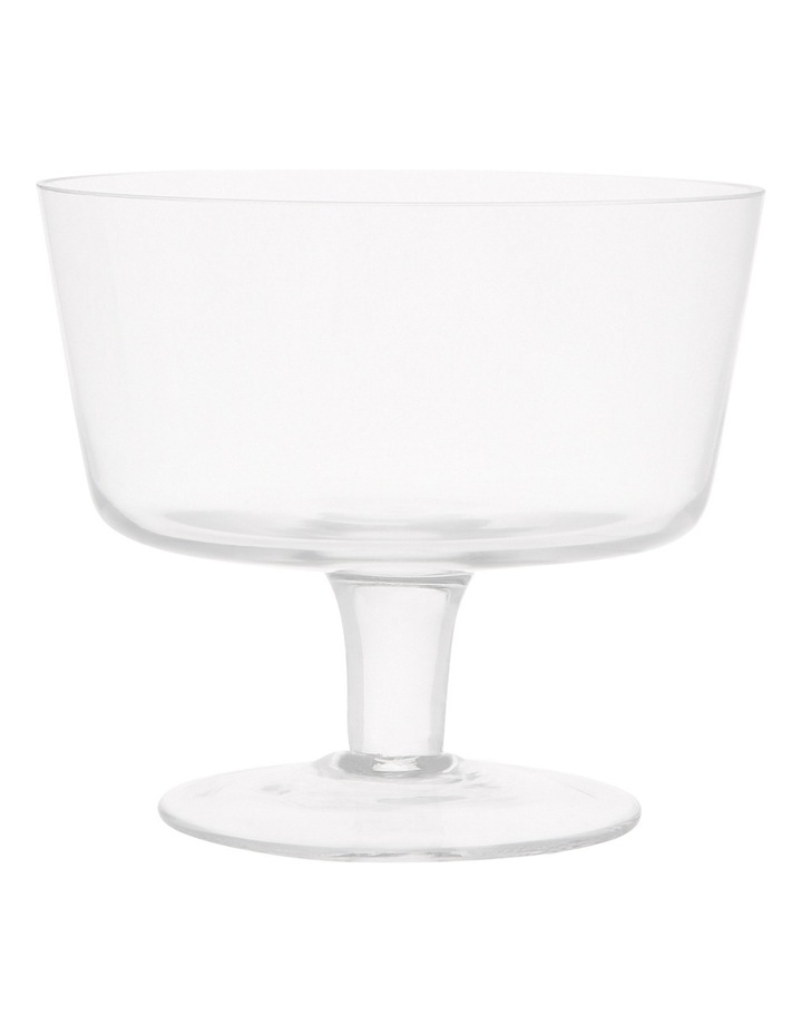 Clear Trifle Small Bowl image 1