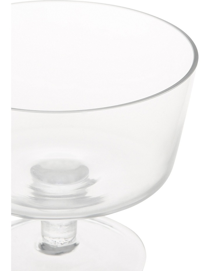 Clear Trifle Small Bowl image 2