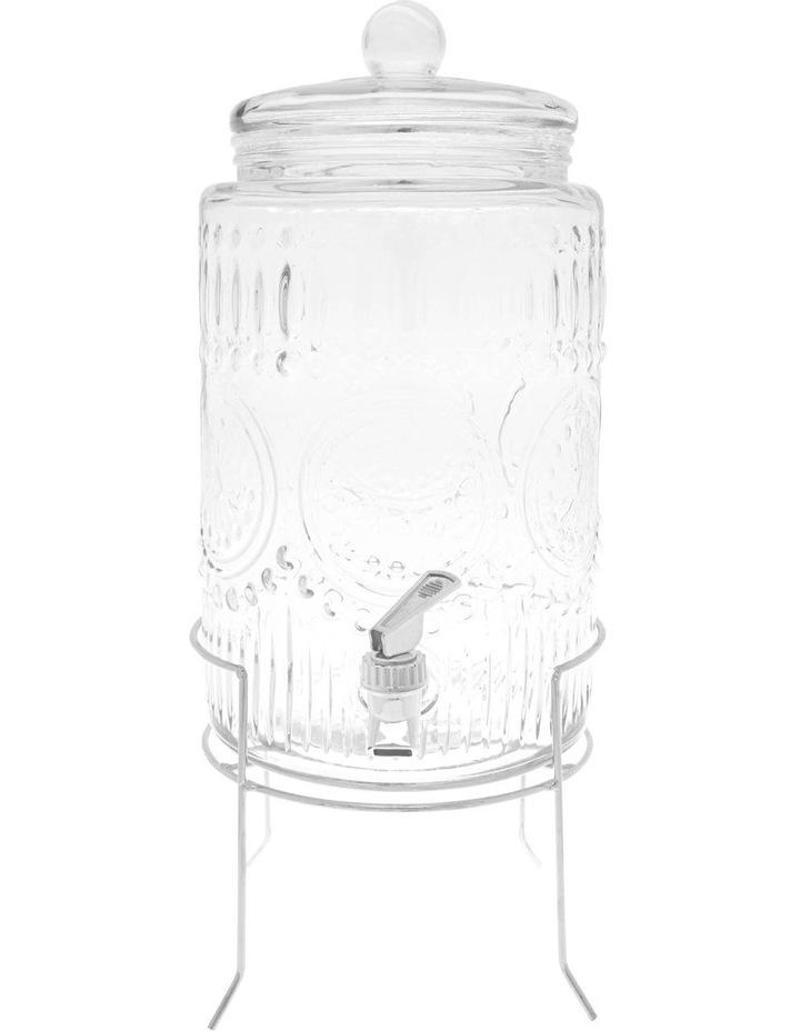 Evelyn Glass Beverage Dispenser 8.9L image 1
