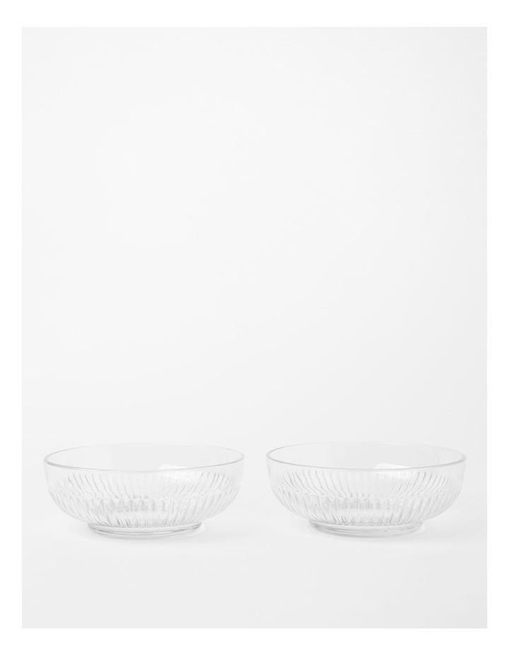Mable Small Ribbed Dish 17cm image 1