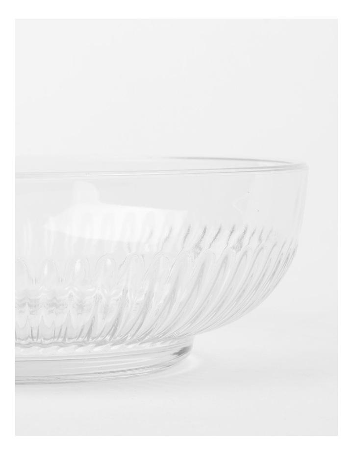Mable Small Ribbed Dish 17cm image 3