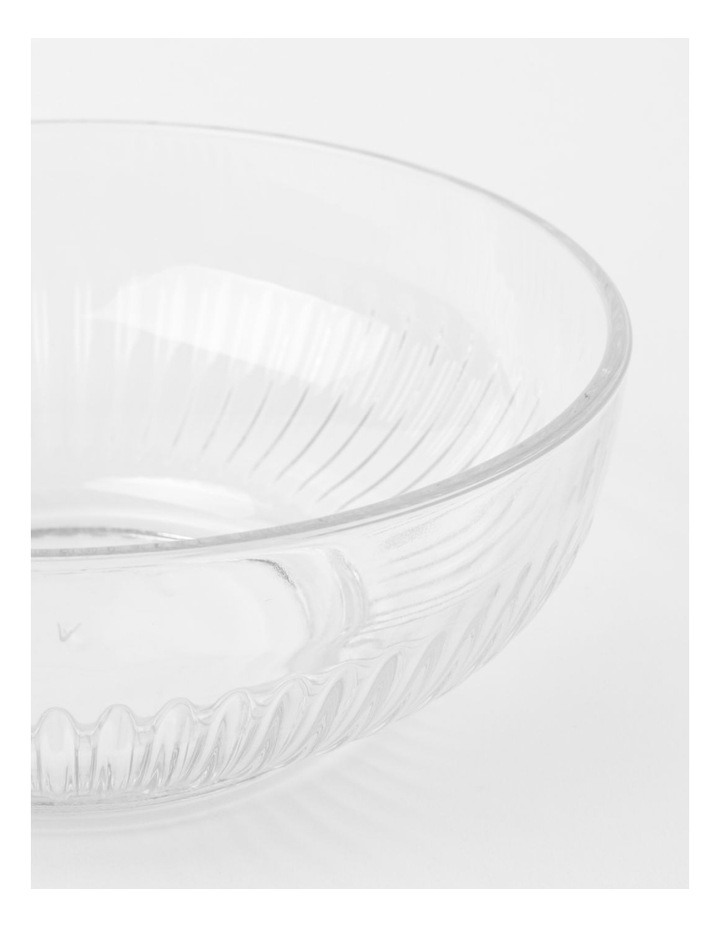 Mable Small Ribbed Dish 17cm image 4