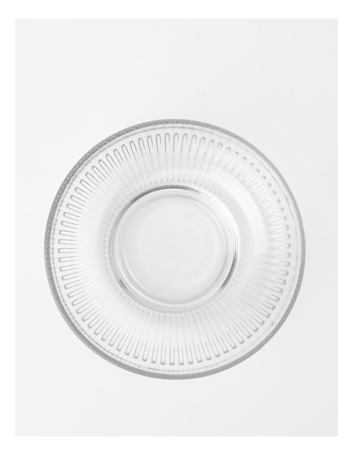 Mable Large Ribbed Dish 23cm image 2