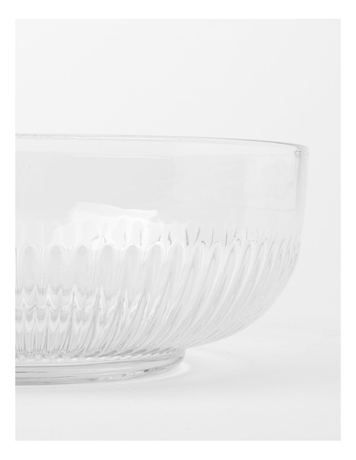 Mable Large Ribbed Dish 23cm image 3