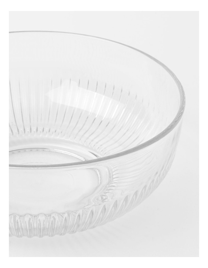 Mable Large Ribbed Dish 23cm image 4