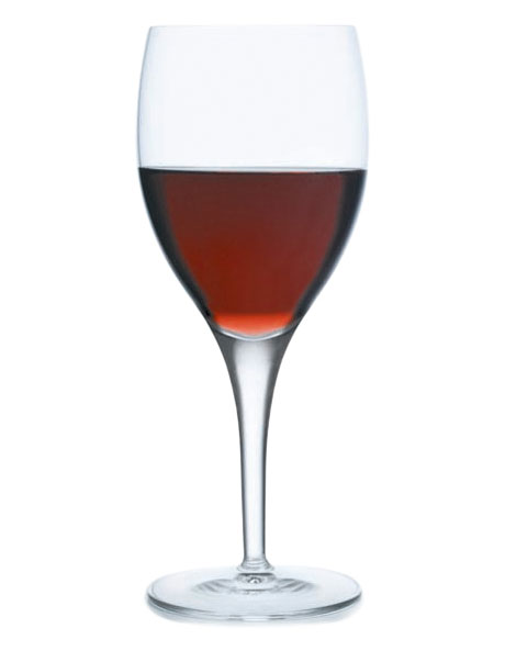 'Masterpiece' Red Wine Glass Set of 4 image 1