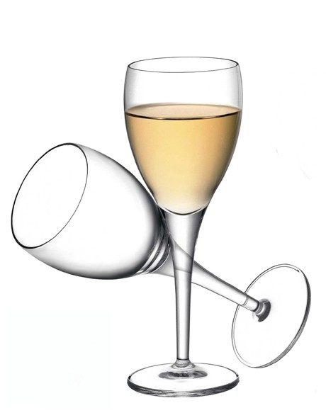 'Masterpiece' White Wine Glass Set of 4 image 1