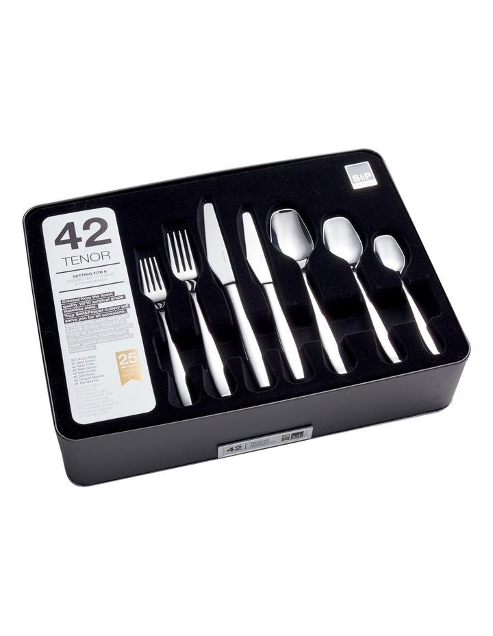 Tenor 42 Piece Cutlery Set image 2
