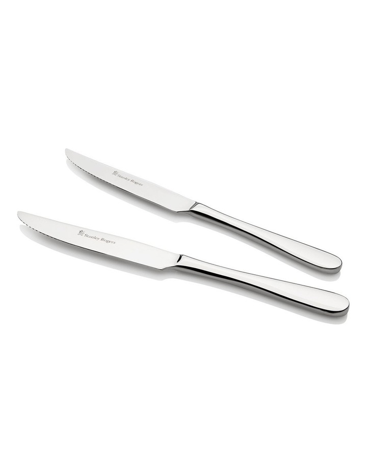 Hampton 8 Piece Steak Knife Set image 1