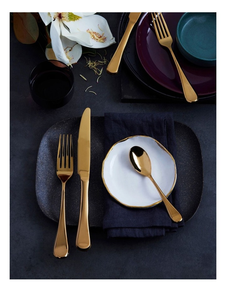 Chelsea Gold 56 Piece Cutlery Set image 5
