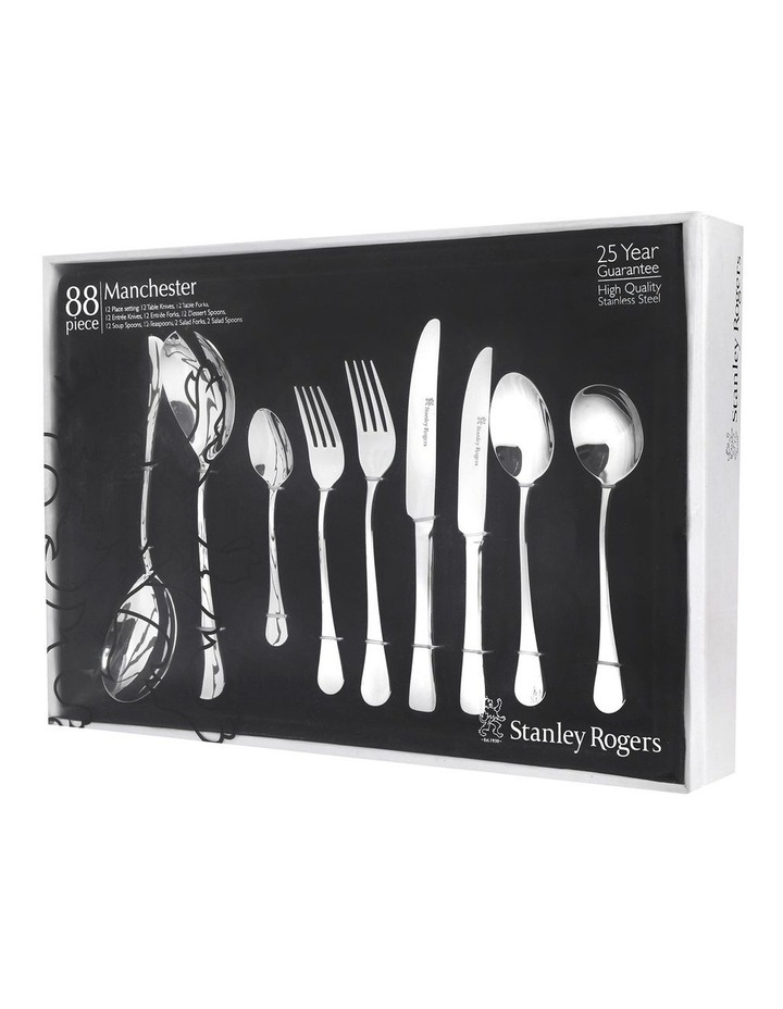 Manchester 88 Piece Cutlery Set image 5