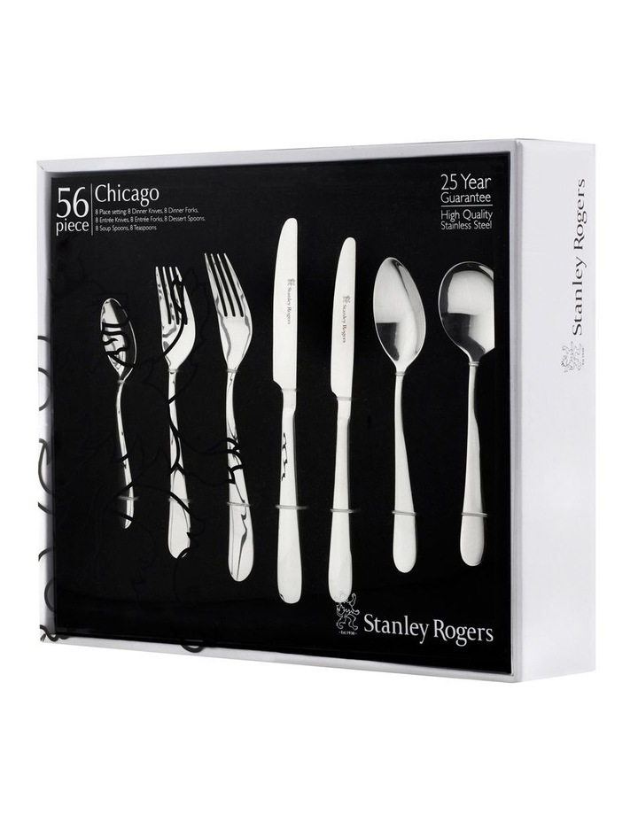 Chicago 56pc Cutlery Set image 2