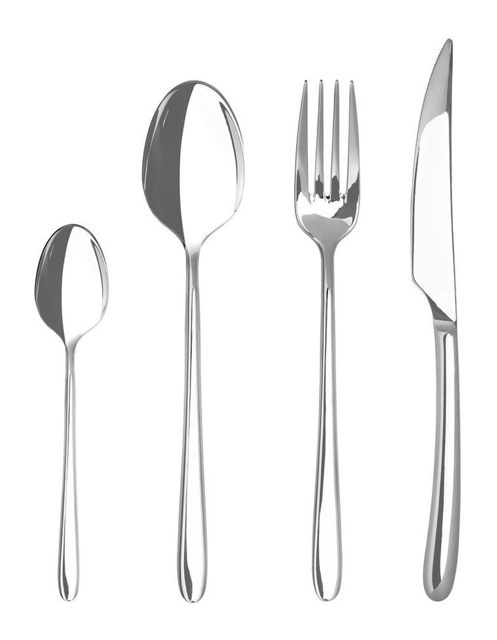 Silver 56PC Cutlery Set image 1