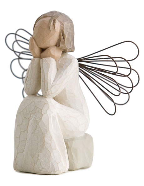 Willow Tree Angel Of Caring Myer