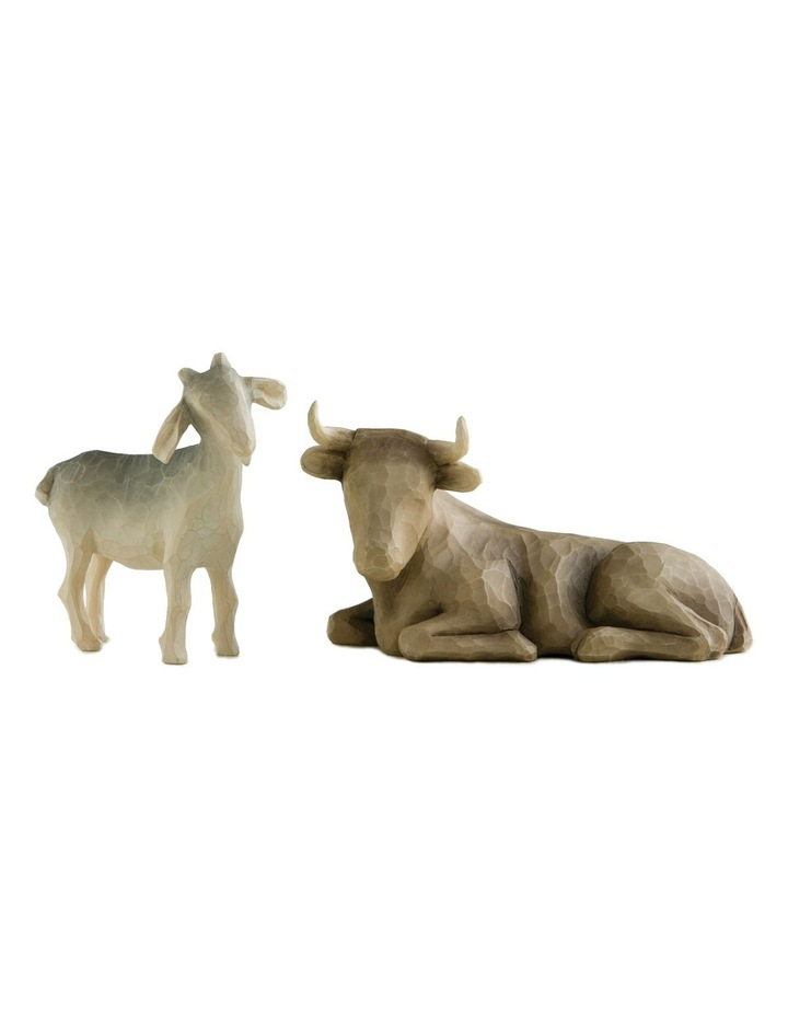 Ox and Goat image 1
