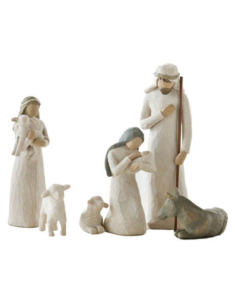 6 Piece Nativity image 1