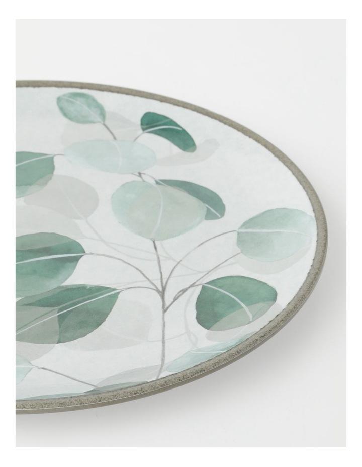 Eucalyptus Leaves Dinner Plate image 2