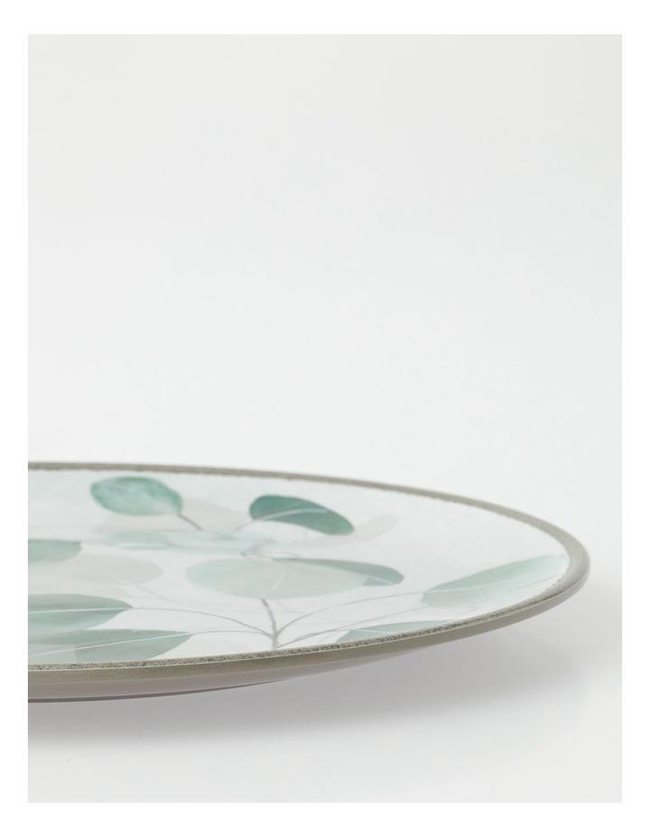 Eucalyptus Leaves Dinner Plate image 3