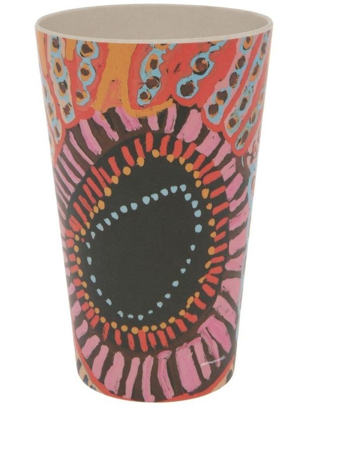 Murdie Nampijinpa Morris - Malikijarra Jukurrpa (Two Dogs Dreaming) Cup image 1