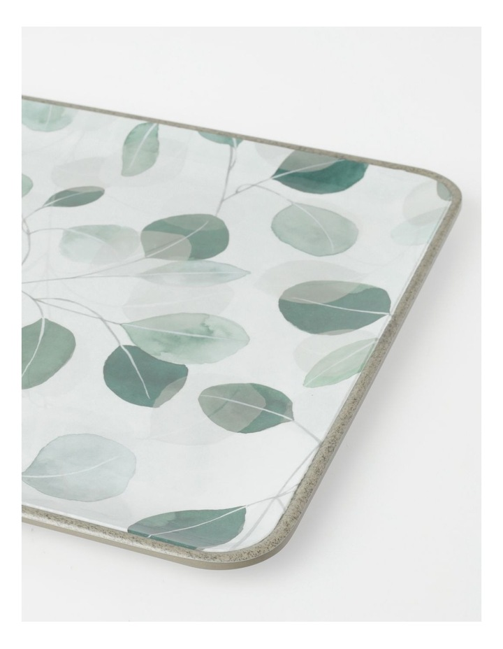 Eucalyptus Leaves Rectangular Platter image 2