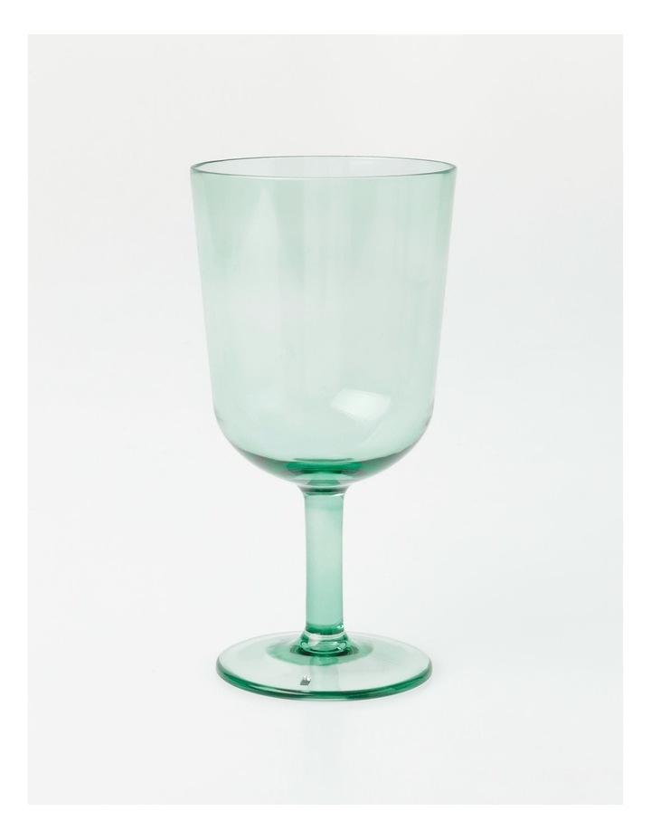 Simple Goblet - Teal image 1