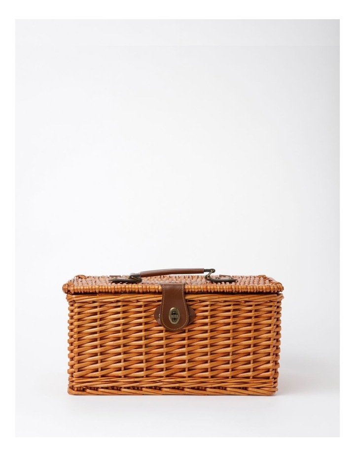 Daylight Picnic Basket for 4 People in Honey image 1