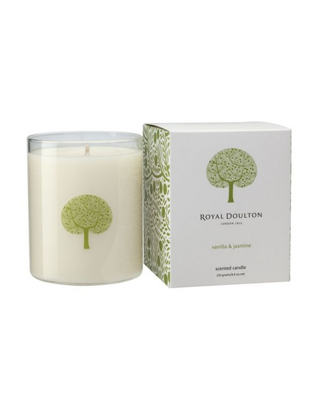 Fable Scented Candle Vanilla & Jasmine image 1