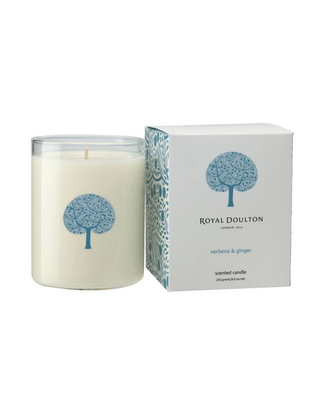 Fable Scented Candle Verbena & Ginger image 1