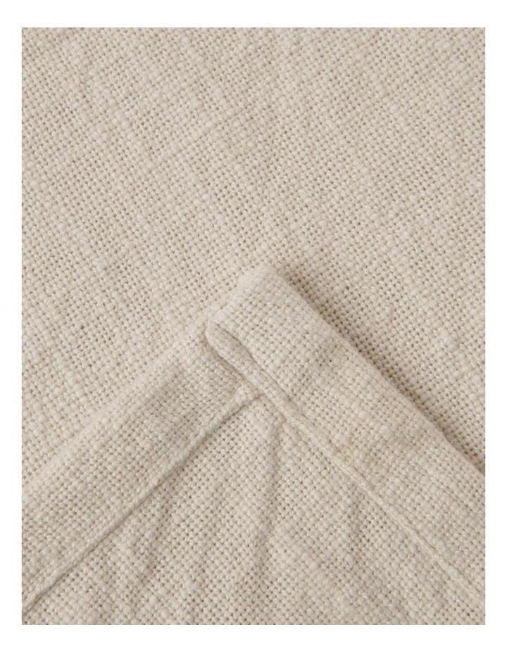 Lawson Cotton Natural Table Cloth 150 x 300cm image 1