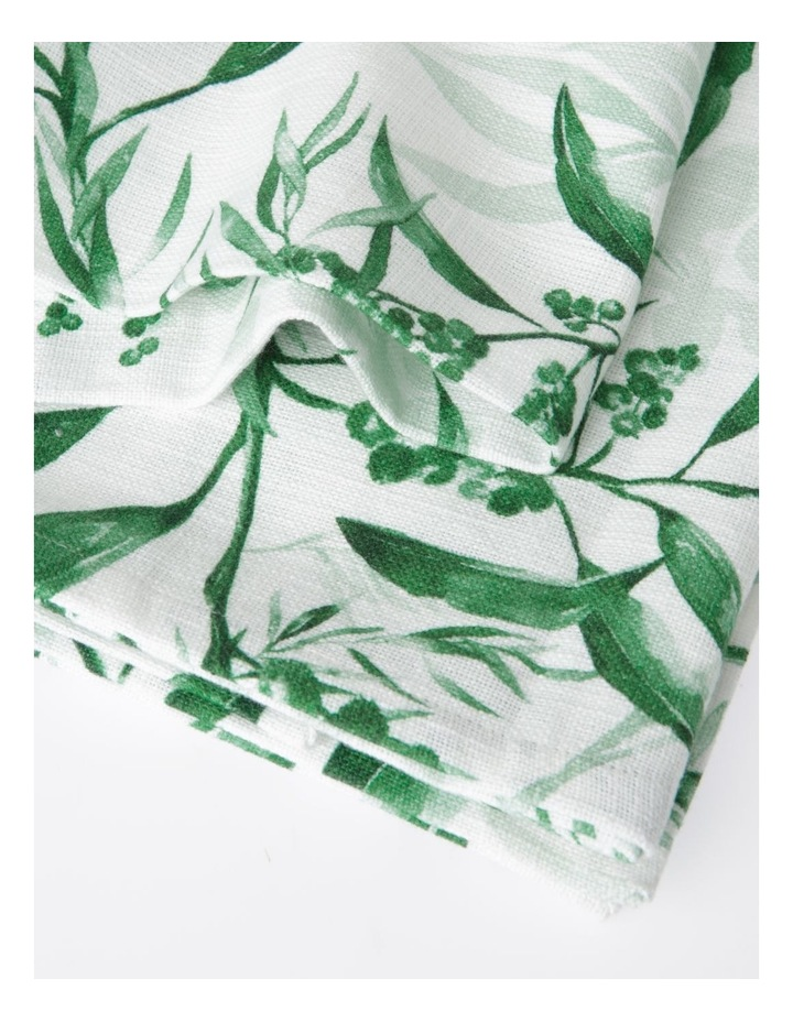 Wattle Tablecloth Green 150 x 220cm image 2